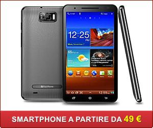 SmartPhone Scontatissimi a partire da 49 euro