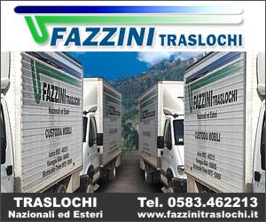 Fazzini Traslochi - Lucca - Viareggio - Montecatini