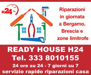 Ready House H24 - Riparazioni Impianti Elettrici e Idraulici - Sblocco Porte