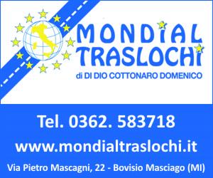 Mondial Traslochi - Traslochi a Milano - Magazzino Custodia Mobili