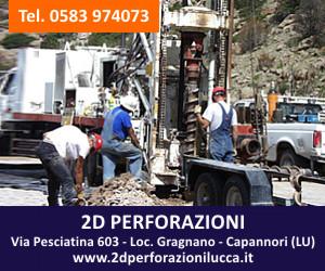 2D Perforazioni - Pozzi Artesiani e Trivellazioni Lucca