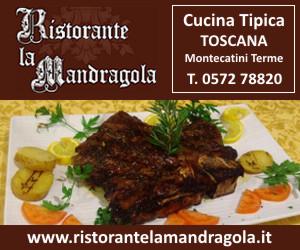 La Mandragola - Ristorante a Montecatini Terme