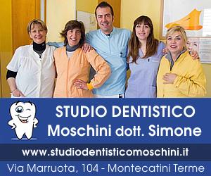 Studio Dentistico a Montecatini Terme - Dentista Moschini dott. Simone
