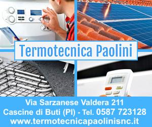 Termotecnica Paolini - Termoidraulico a Buti - Termoidraulici a Pisa