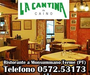 Ristorante La Cantina da Caino - Monsummano Terme