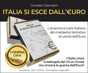 Libro Italia Si Esce dall Euro - Corrado Colombini