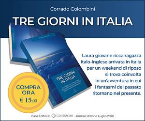 Libro Tre giorni in Italia - Corrado Colombini